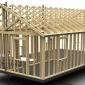 Proiecte cu structură din lemn de tipul timber stud frame