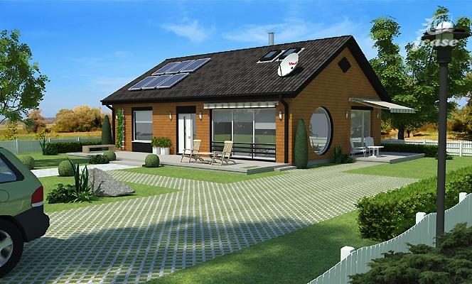Detaliu proiect de casa casa parter cp 031 avanti 2 for Proiect casa 100 mp fara etaj