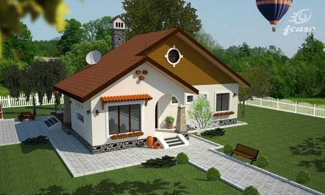 Detaliu Proiect De Casa Casa Parter Cp 016 Proiecte Case Proiecte De Case Proiecte Vile Proiecte De Casa Planuri Case Planuri De Case Planuri Casa House Project Residential Projects Interioare Amenajari